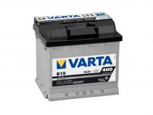 VARTA 45 А/ч Обратный BLACK B19 (545 412 040)