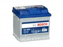 BOSCH 52 А/ч Обратный S4 002 SILVER (552 400 047)