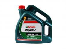 CASTROL Magnatec 10W40 полу-синтетика 4л. (156EED)